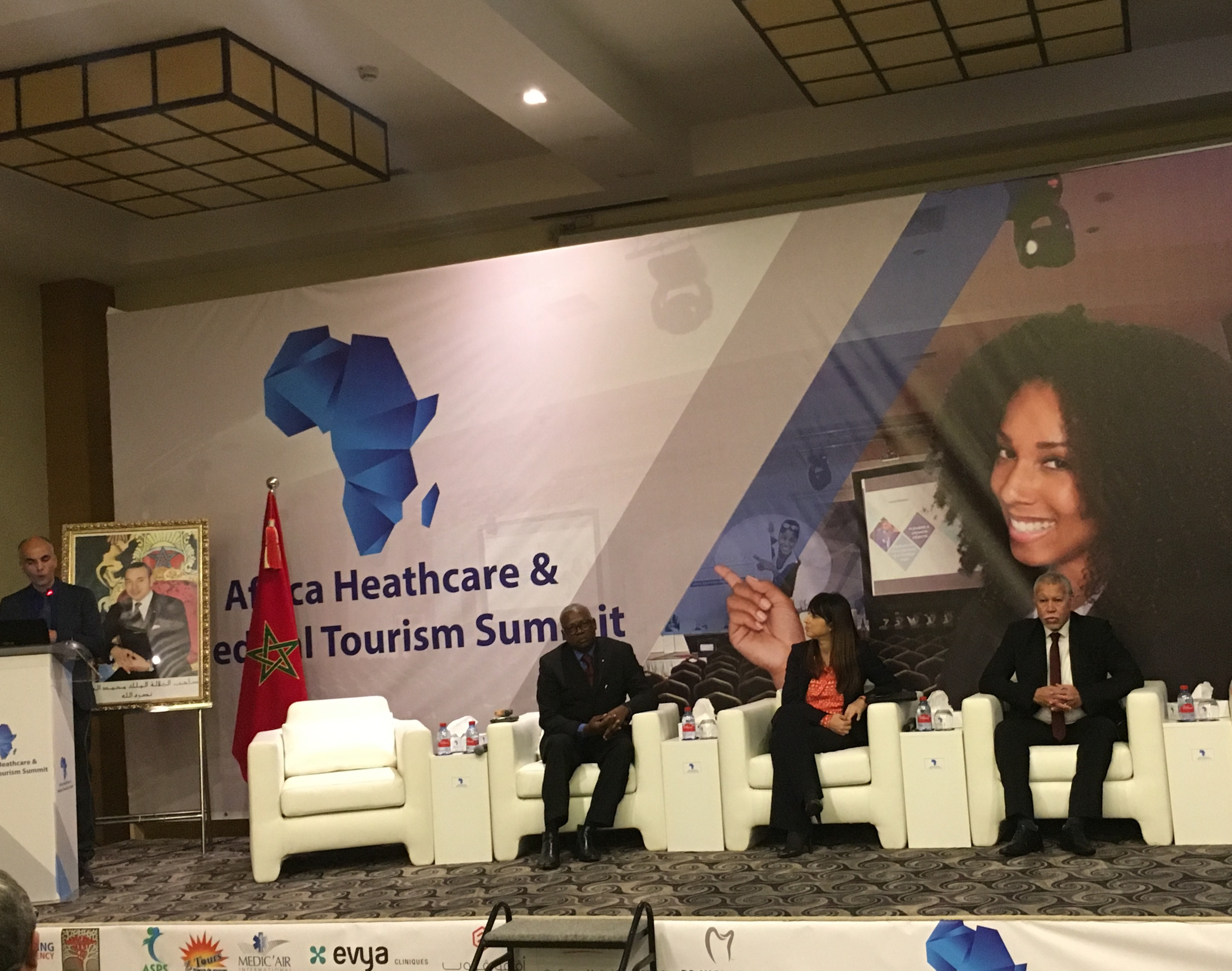 Interview Express: Lamia Boutaleb présente au Africa Healthcare & Medical Tourism Summit
