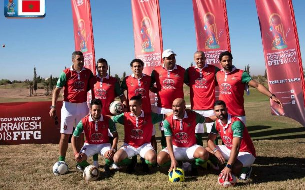 3ème édition de la FIFG FootGolf World Cup du 9 au 16 décembre à Marrakech