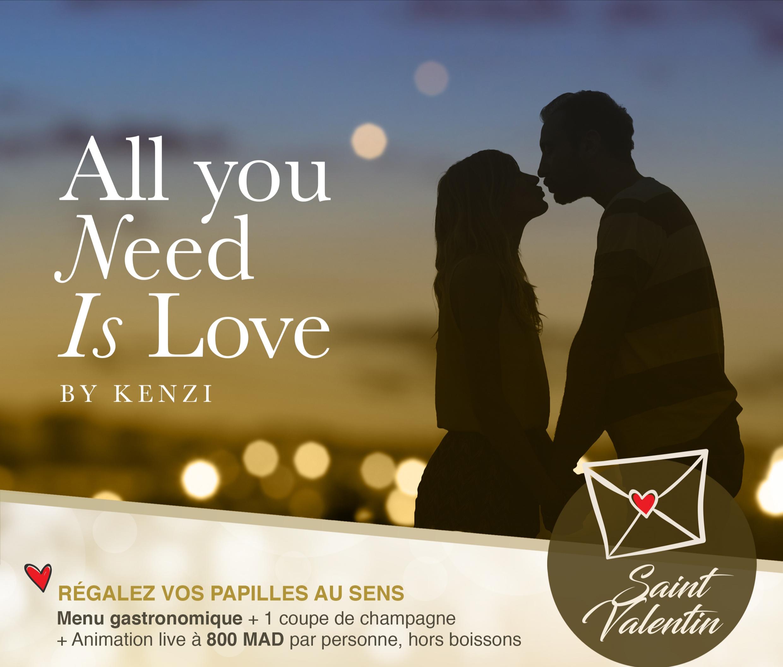 La St Valentin chez Groupe Kenzi