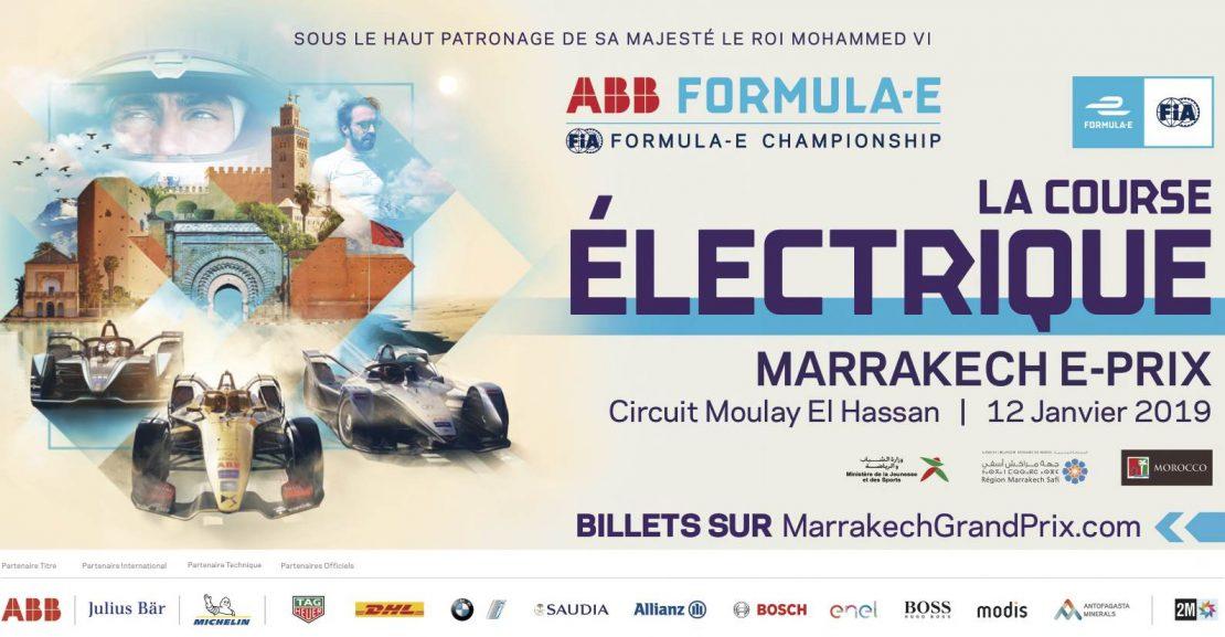 RDV au Marrakech E-prix ce week-end
