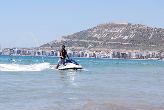 Symposium sur le Managament sportif à Agadir