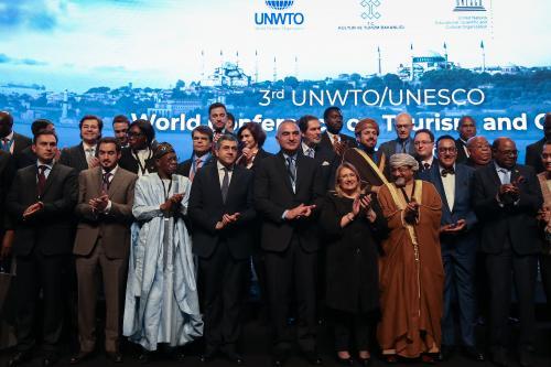 OMT: Le tourisme culturel au service du patrimoine vivant et des communautés