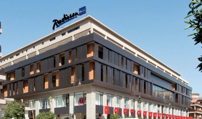 Expansion de Radisson Blu au Maroc