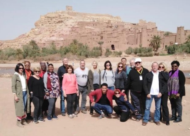Ouarzazate invites US travel agents for a workshop