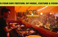 Beat Hotel Marrakech: Discover the epic four-days festival program
