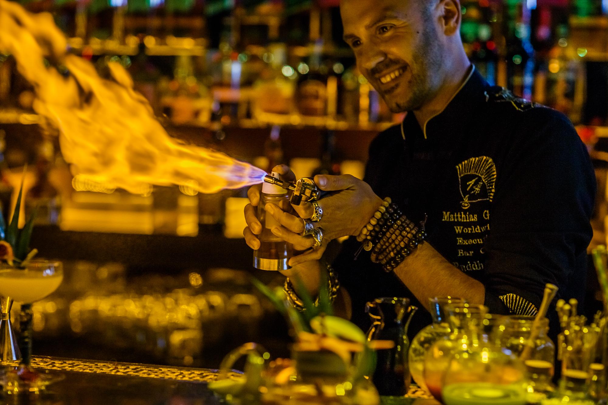 Giroud de retour au Buddha-Bar Marrakech