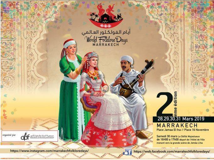 2ème édition des World Folklore Days