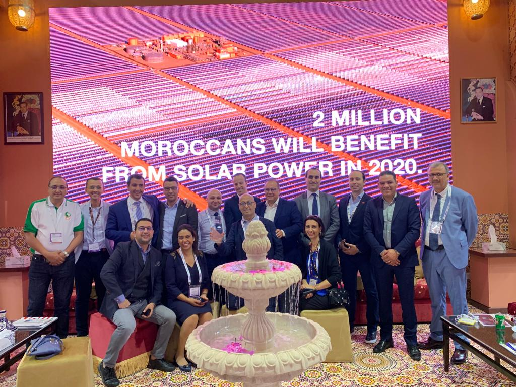 ATM 2019: le meilleur prix design revient au stand Maroc