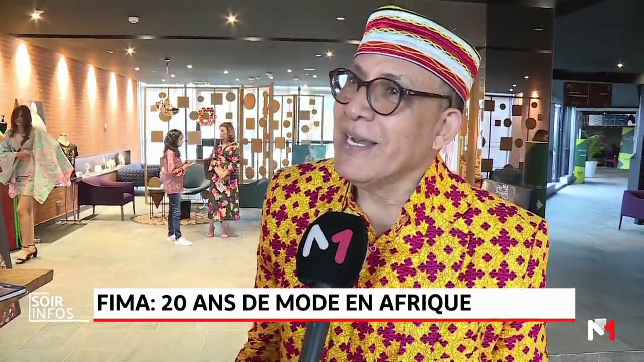 Publication: 20 ans de mode en Afrique