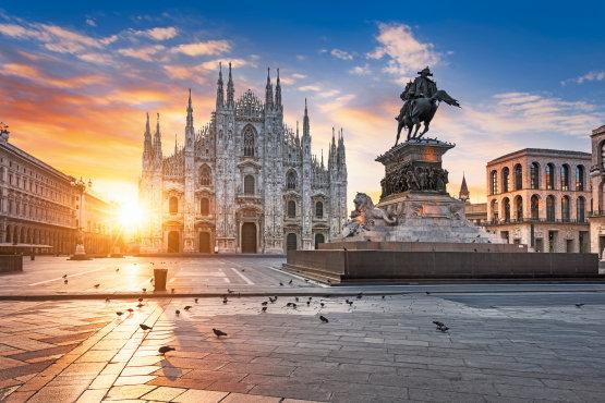 Visite et Shopping: Une semaine à Milan à moins de 8000 dhs!