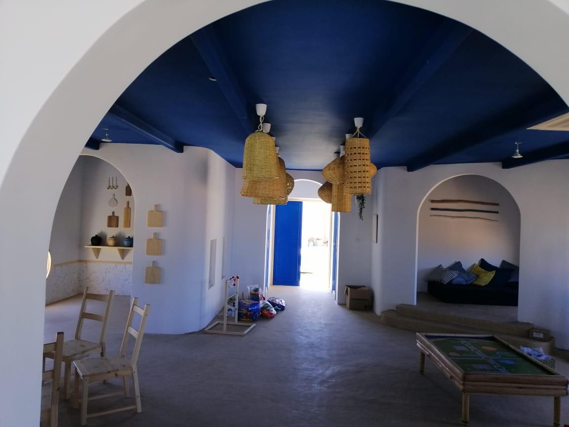 Nouvelles structures au Lixus Beach Resort