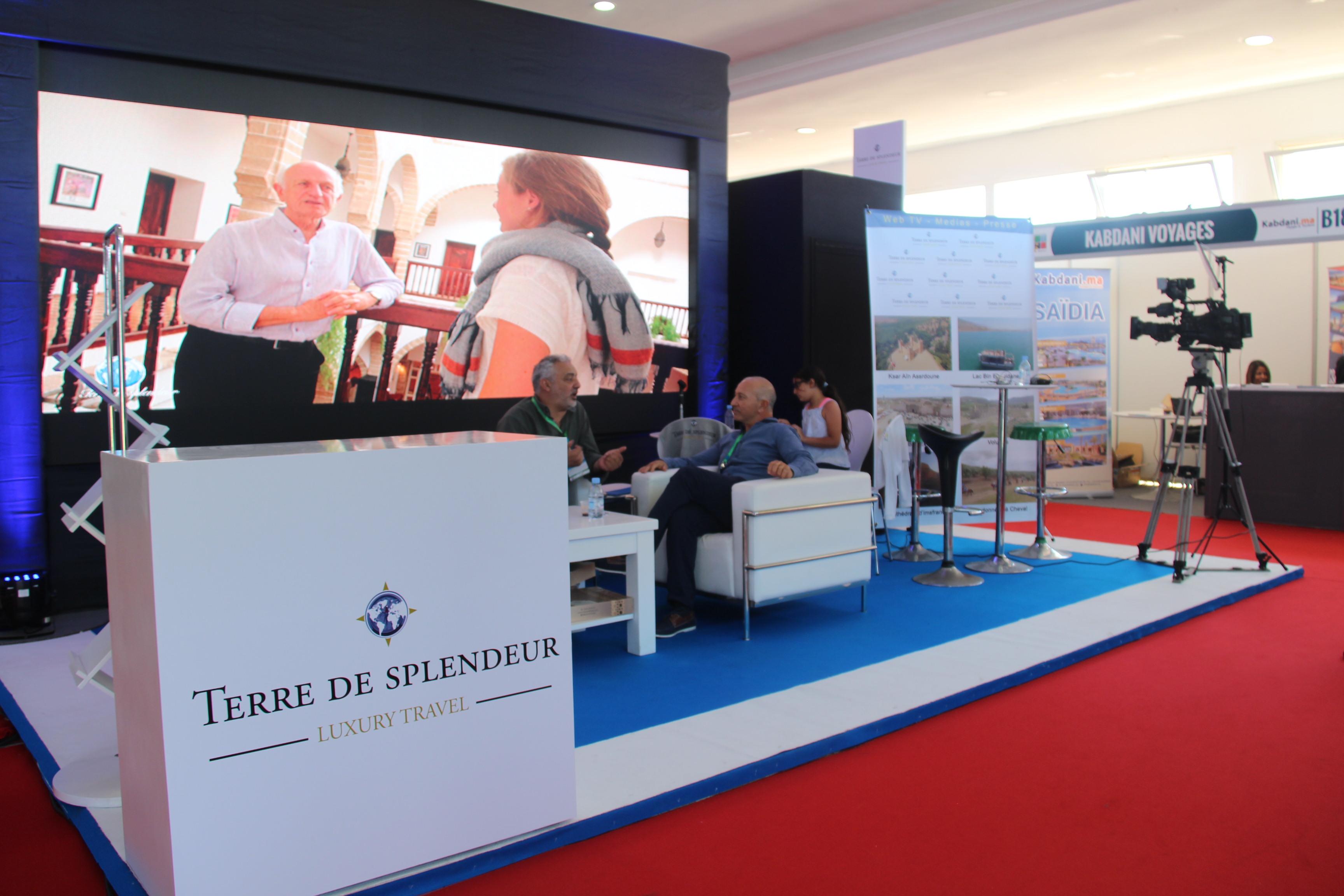 PASSIONNANTE SERIE DOCUMENTAIRE WEB TV  DE «TERRE DE SPLENDEUR»....