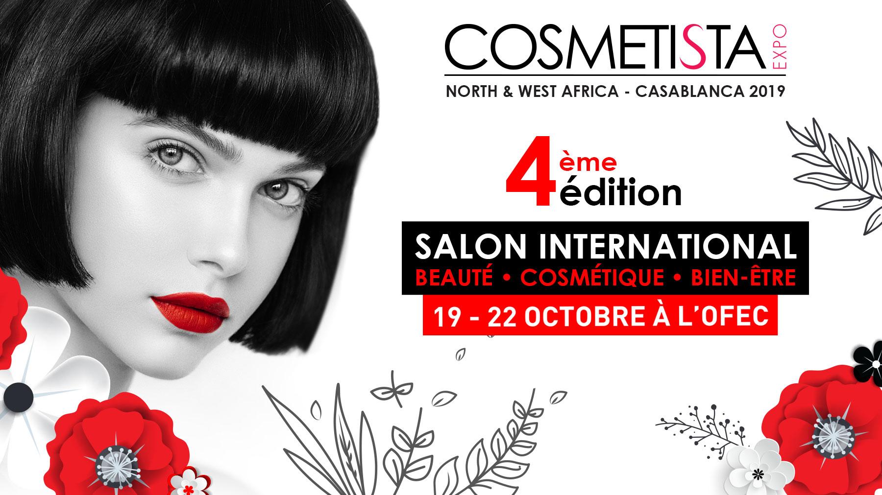 4èmeédition de Cosmetista à Casablanca