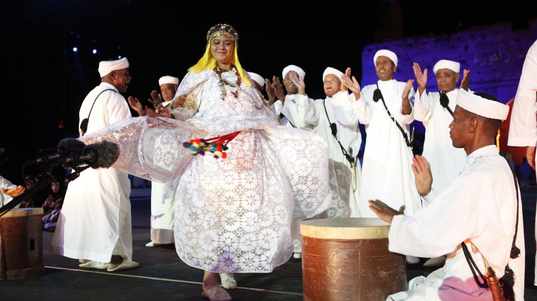 Le Festival National des Arts Populaires de Marrakech fête son demi-siècle