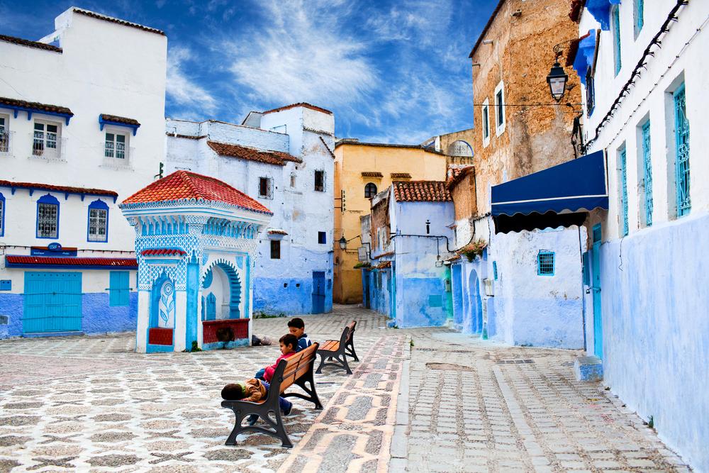 Tétouan et région: Hauts lieux du tourisme culturel