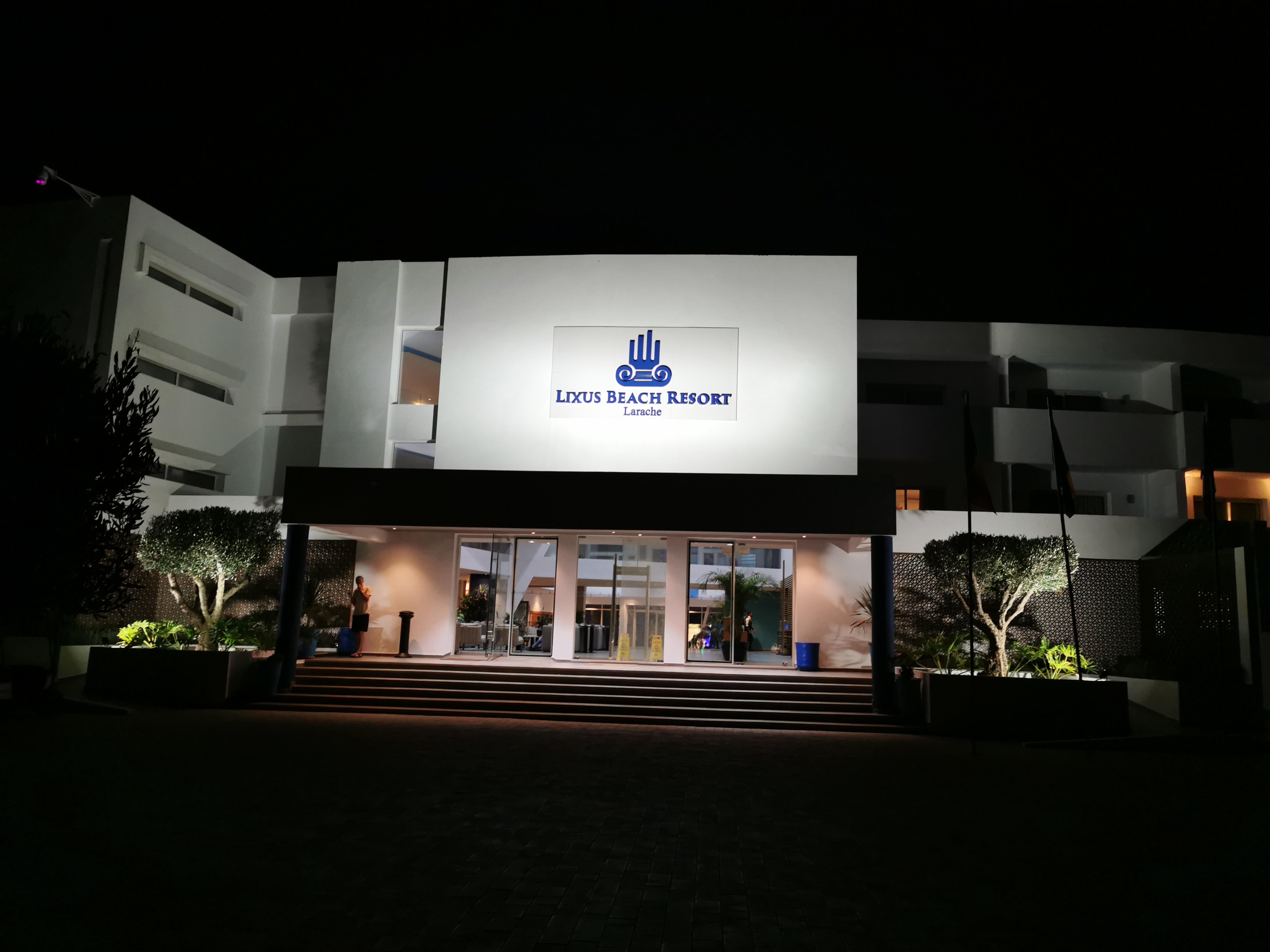 Le LBR de nuit