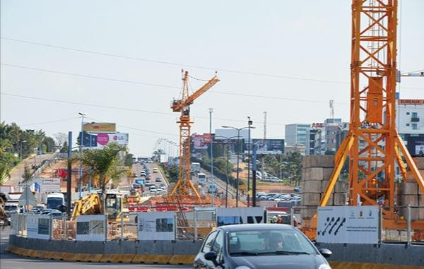 Casablanca chantiers…