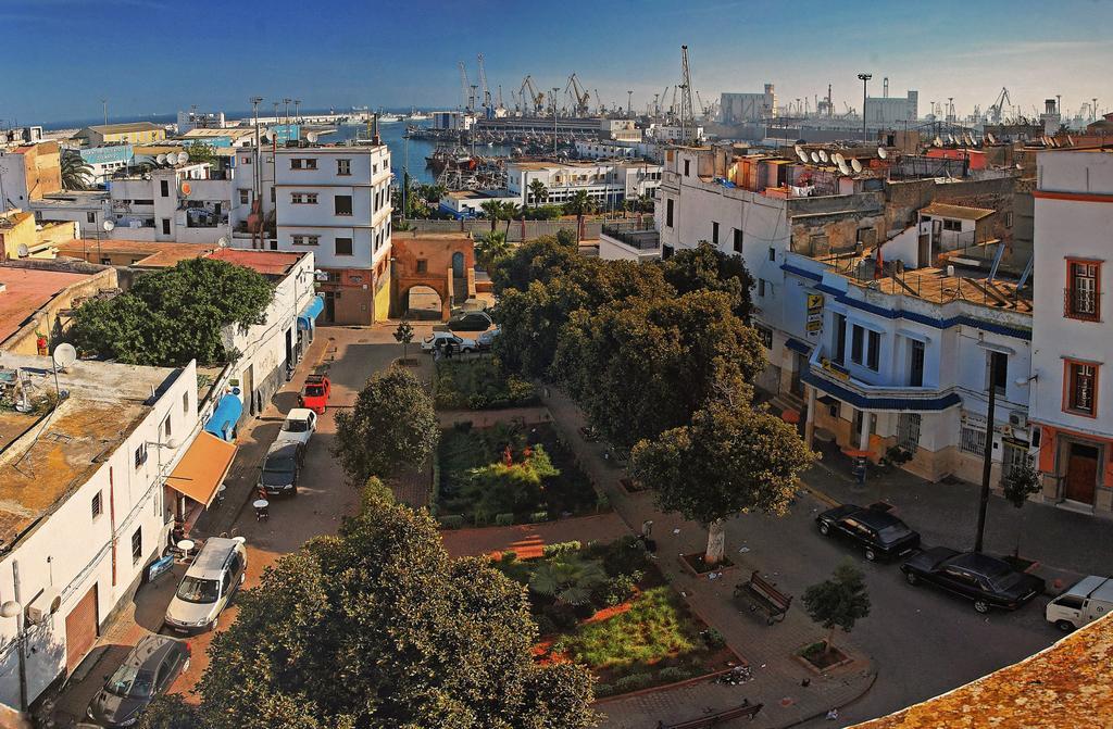 Enfin un Ryad idyllique dans l'ancienne médina de Casablanca