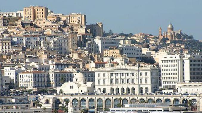 Alger la Blanche: visites et impressions d'une touriste française