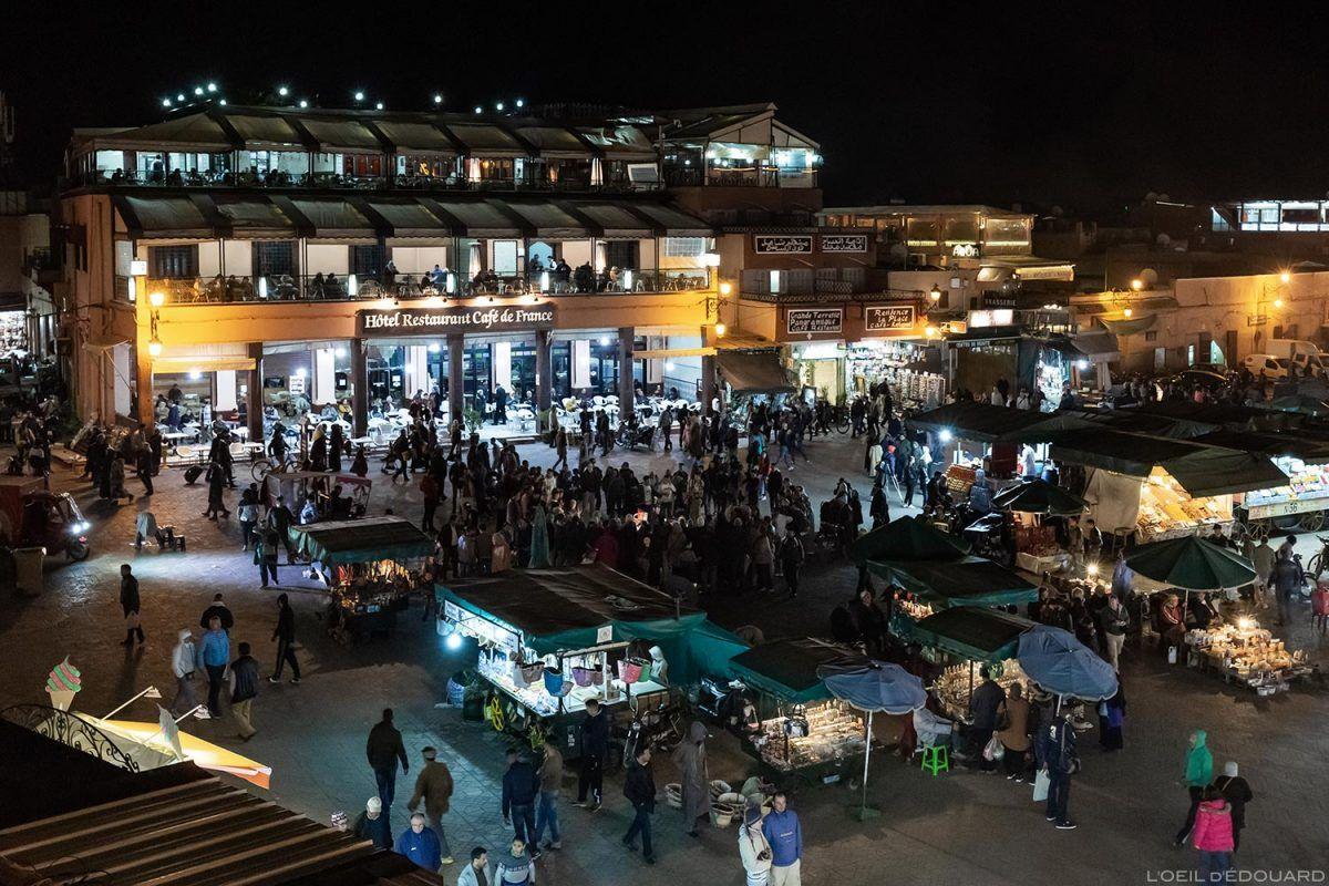 Marrakech: en finir avec les arnaques
