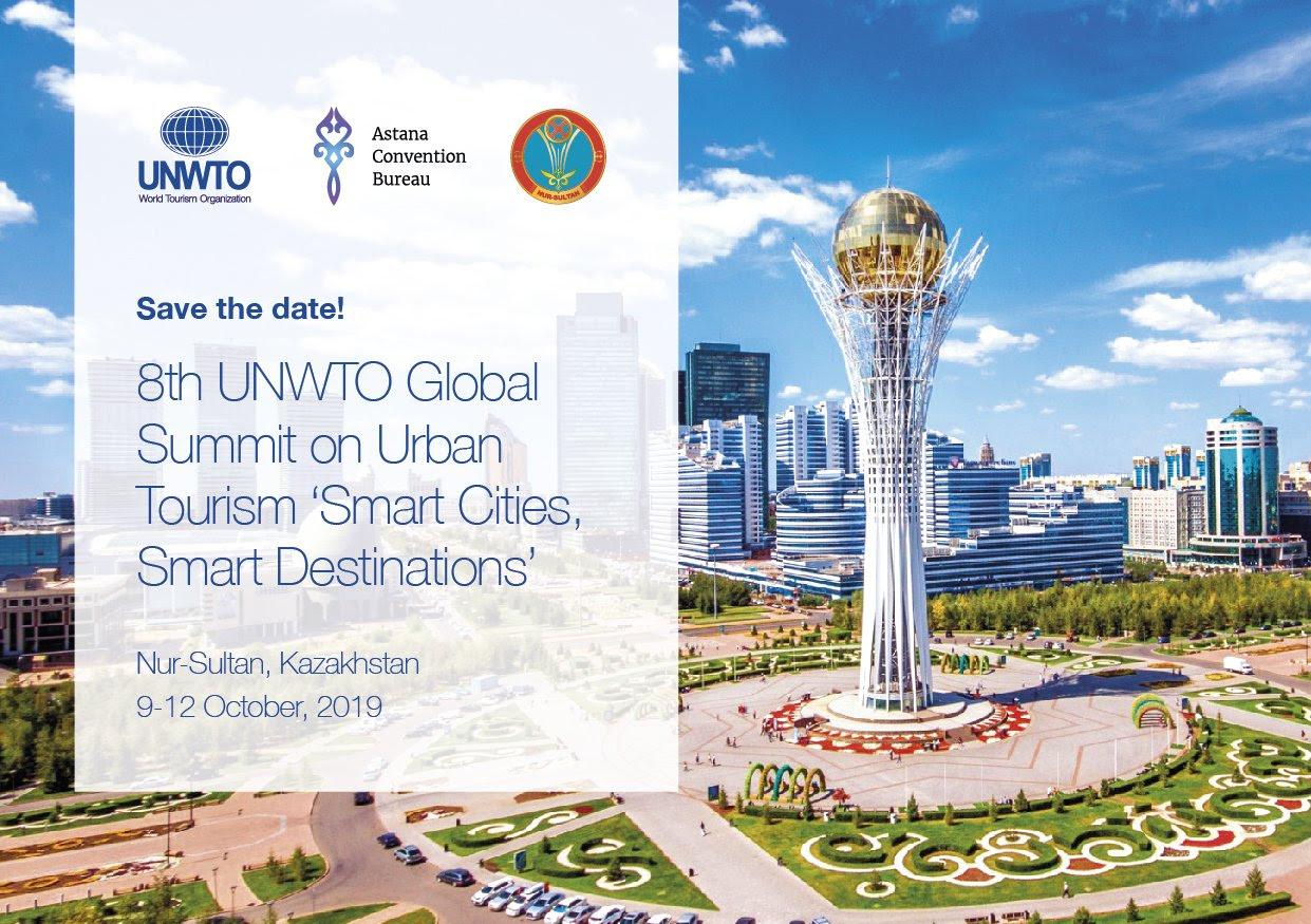 8ème sommet mondial sur le tourisme urbain en octobre à Kazakhstan
