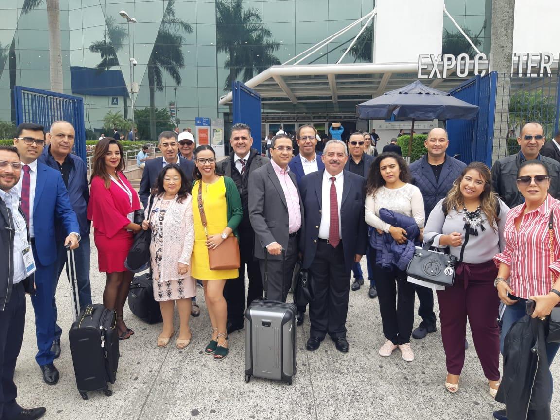 Workshop réussi de l'ARAVCS à l'ABAV 2019 au Brésil