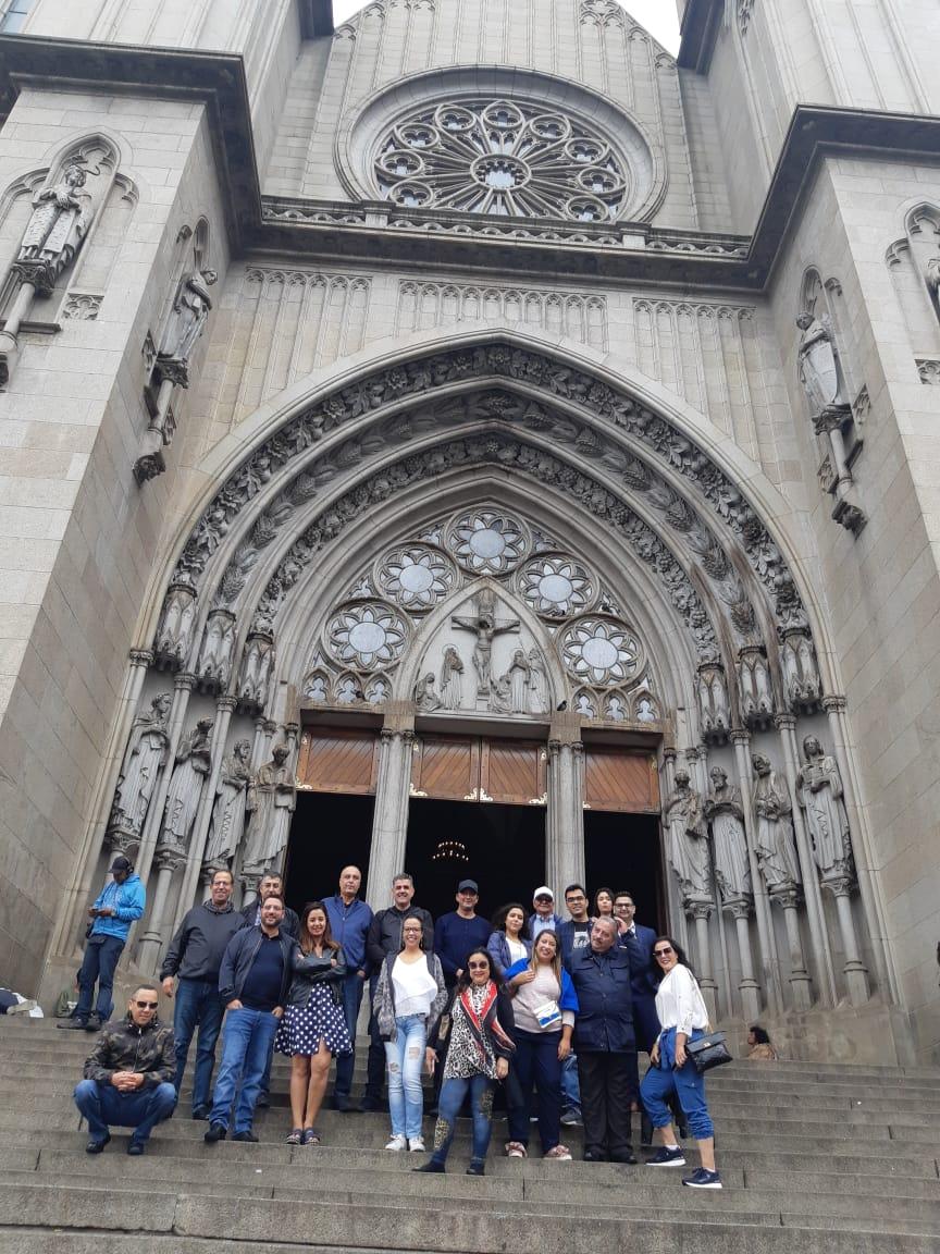 L'ARAVCS au Brésil