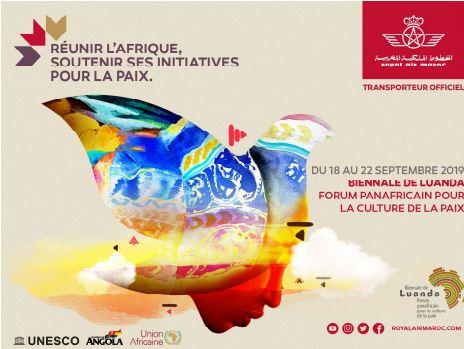 La RAM à la Biennale de Luanda