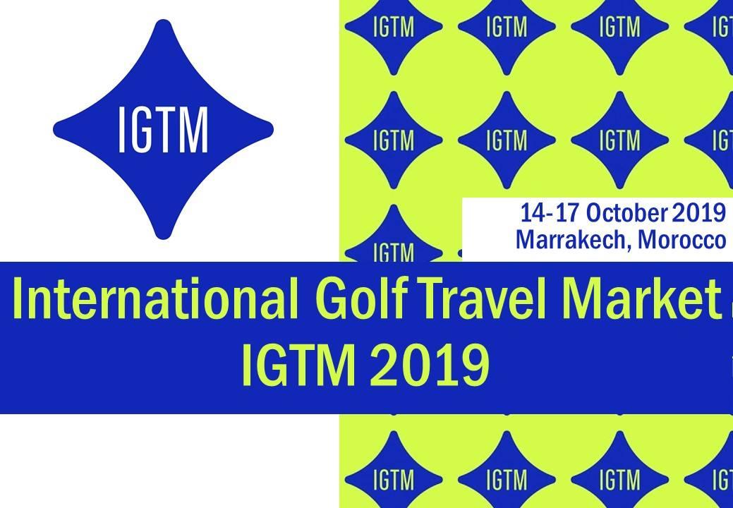22ème édition de l'IGTM (14-17 octobre Marrakech)