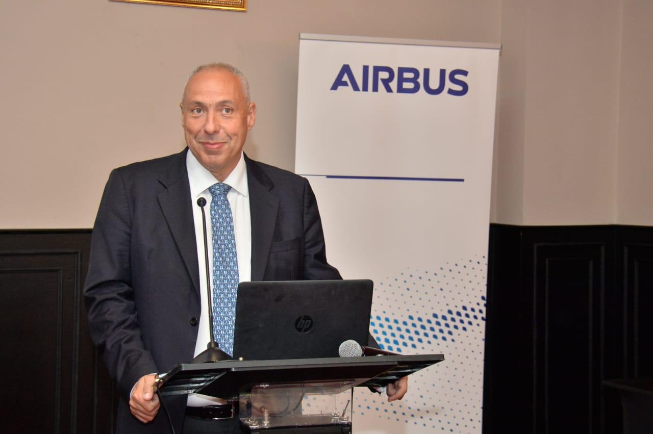Opération de charme d'Airbus au Maroc