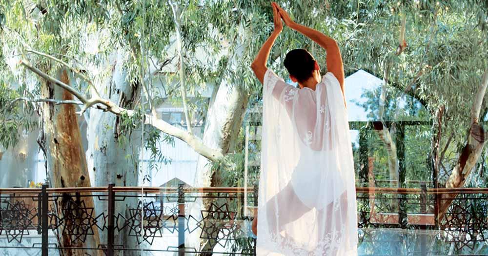 Nouvelle retraite Yoga au Palace Essaadi