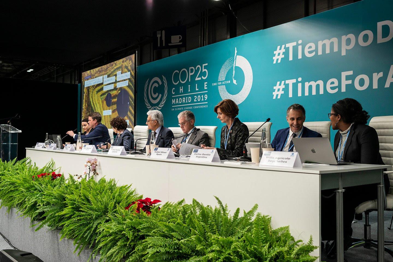 Transport touristique et environnement en débat à la COP25
