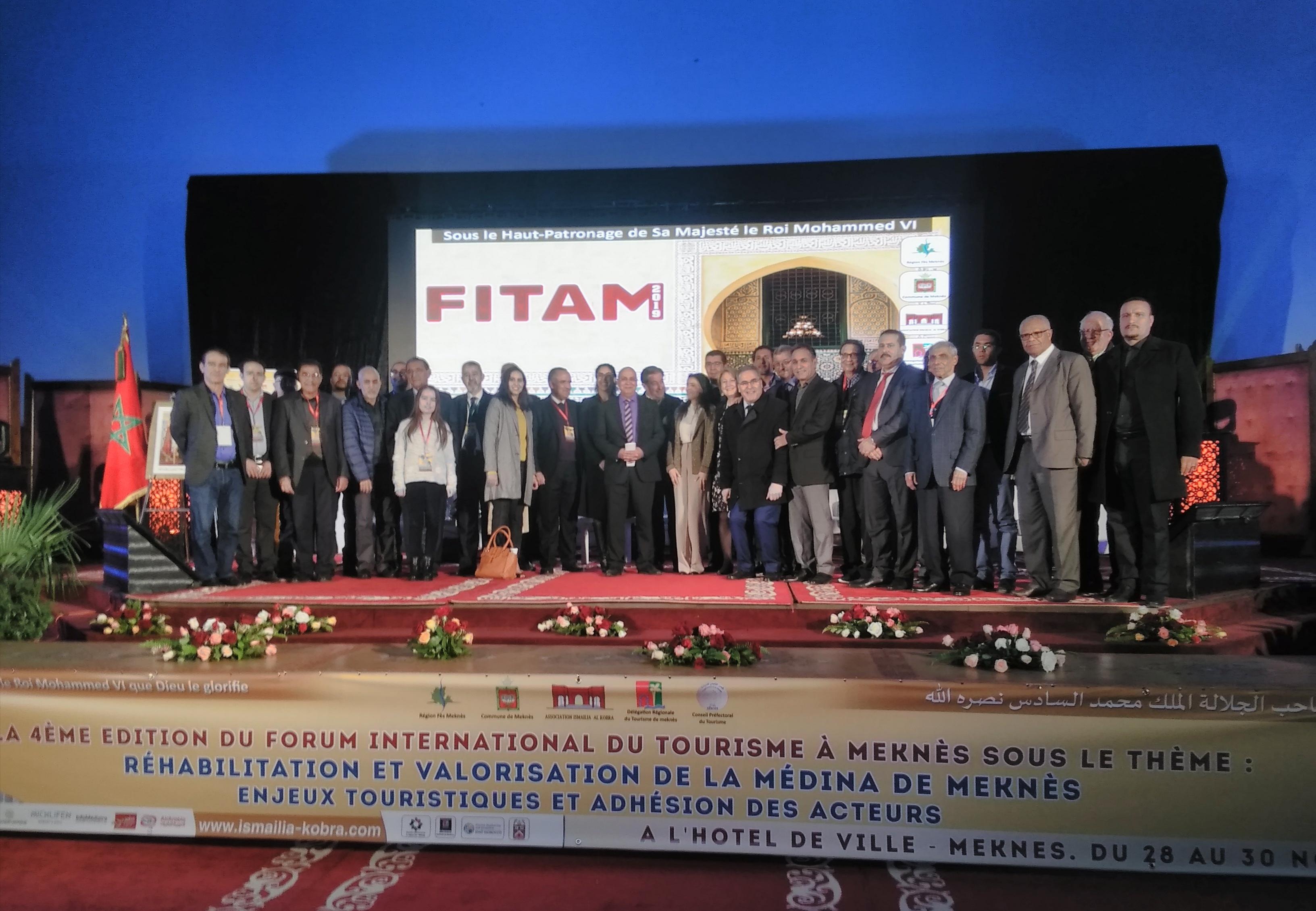 FITAM 2019 : Meknès, une destination touristique à part entière ?