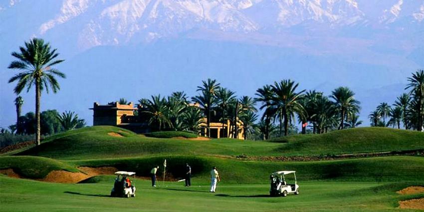 Marrakech: Championnat arabe de golf du 12 au 16 décembre