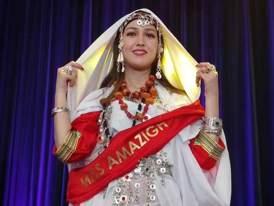 La plus belle femme amazigh est à Tafraout