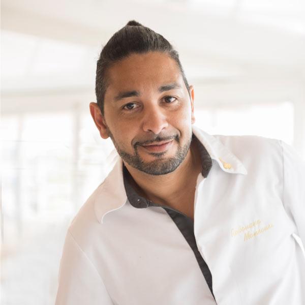 Chef R. Mansouri, le nouveau magicien gastronome du Sofitel Casablanca