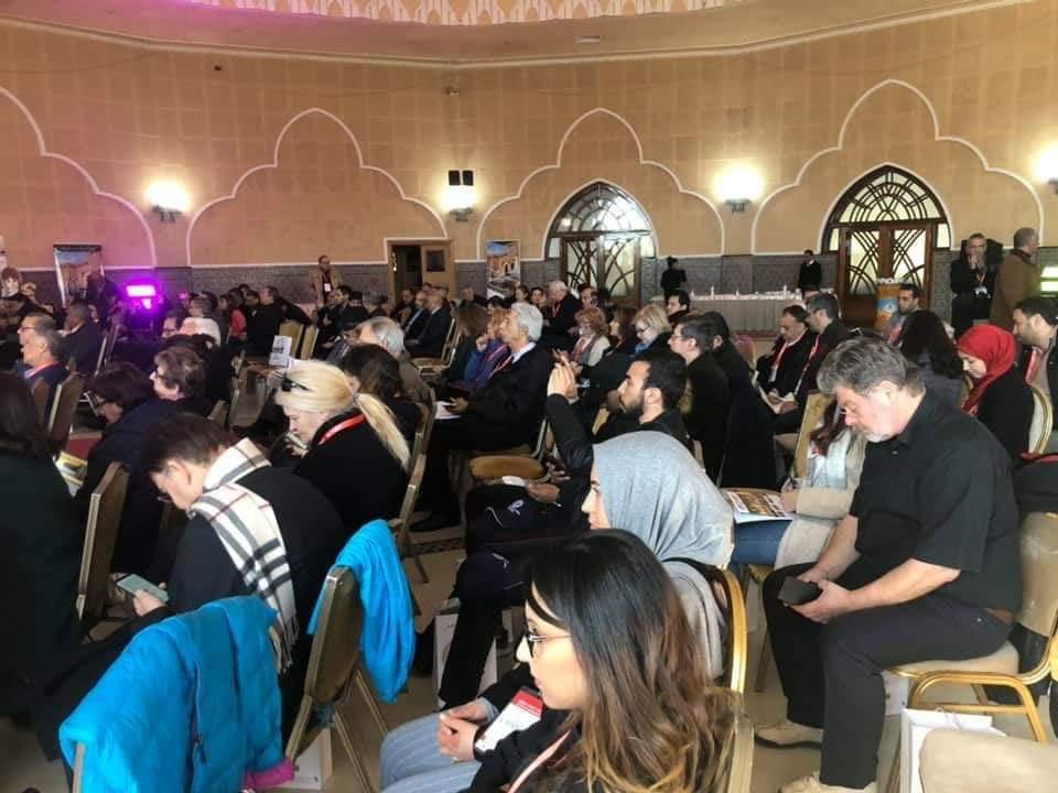 La FIJET et l'AMJET aux Journées Touristiques de Meknès