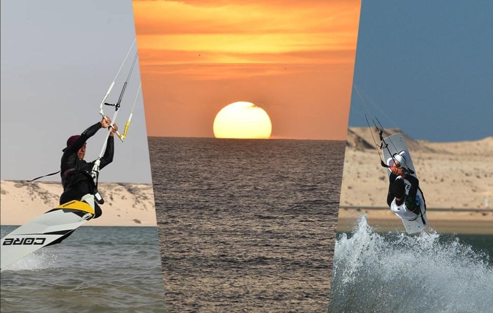 3ème édition de « Sport Nature Solidaires pour toutes » à Dakhla