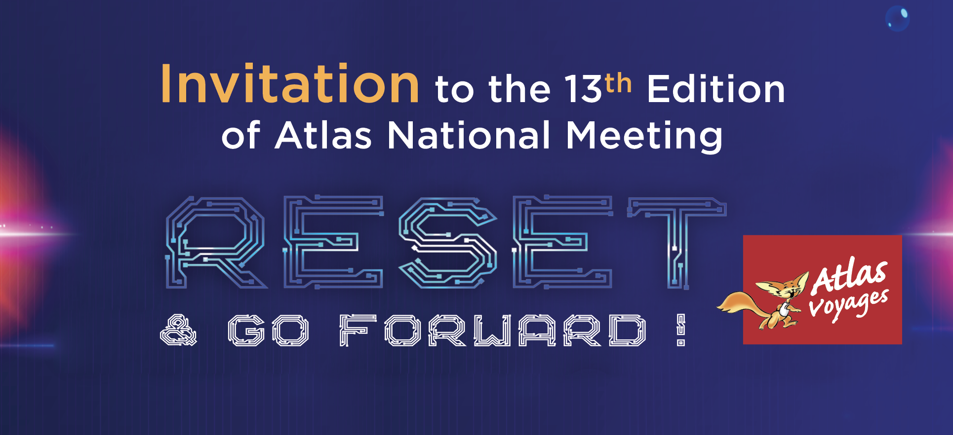 13ème édition ATLAS NATIONAL MEETING
