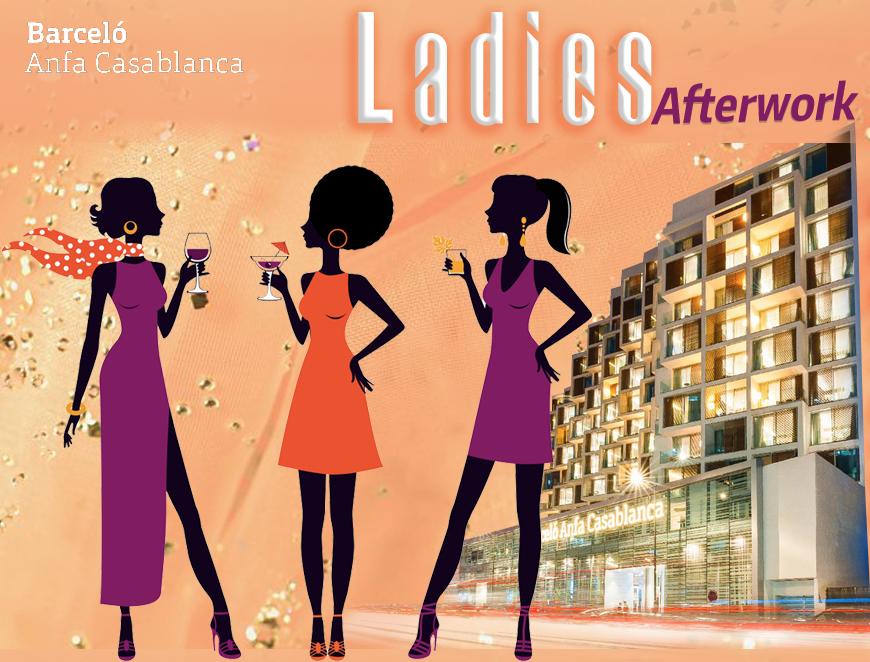 Ladies afterwork Barcelo Anfa Casablanca