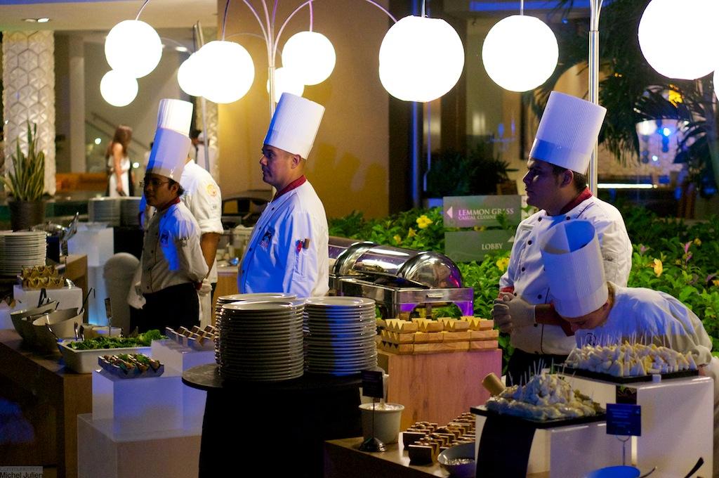 Festival gastronomique international à Casablanca : les chances de réussite