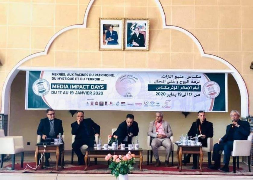 Succès desMedia Impact Days Meknès