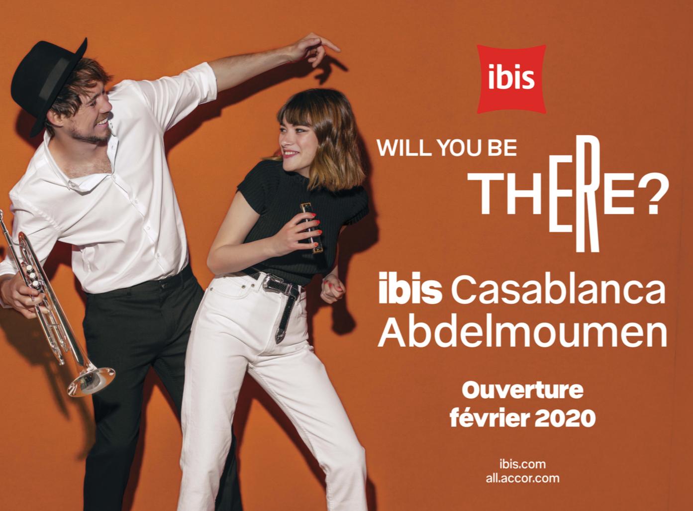 Un 5éme Ibis à Casablanca