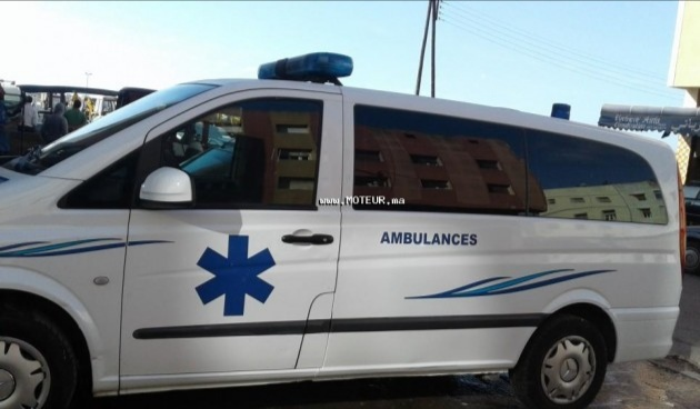 Covid-19 :Renault Maroc mobilise 50 ambulances