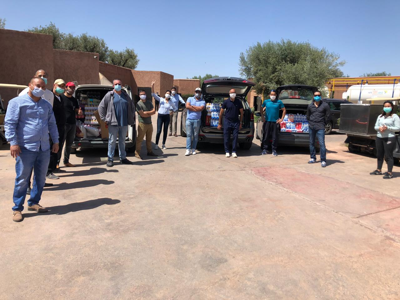 Le Fairmont Marrakech s'inscrit dans la solidarité durable
