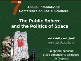 Conférence : Sphère publique et politiques de l'espace