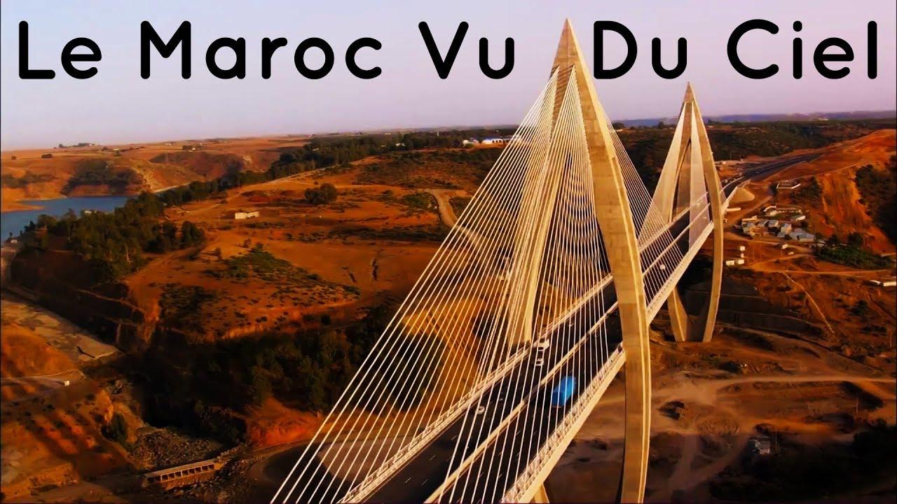 Le Maroc vu du ciel (Vidéo)