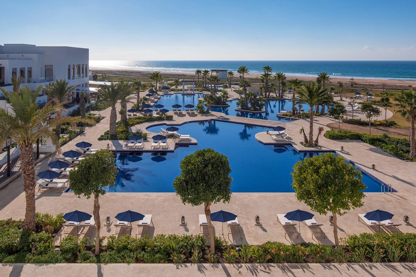 Hygiène Clean au Hilton Tanger