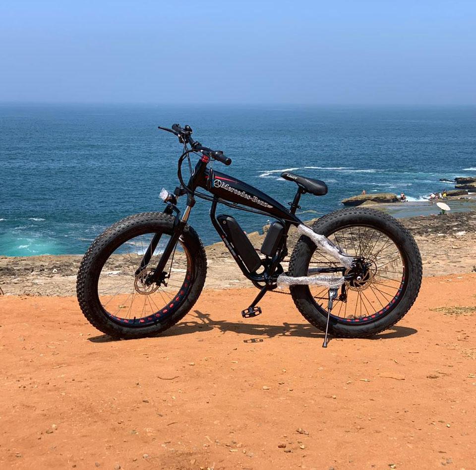 E Bike s'adapte à la mobilité tout écolo