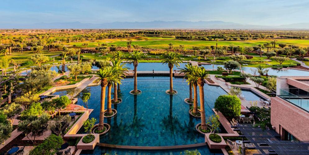 Le Fairmont Marrakech rouvre le 29 juillet